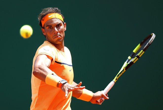 Rafael Nadal. FOTO: Gaillard Eric
