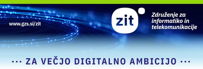 Združenje za informatiko in telekomunikacijo (ZIT) FOTO: ZIT