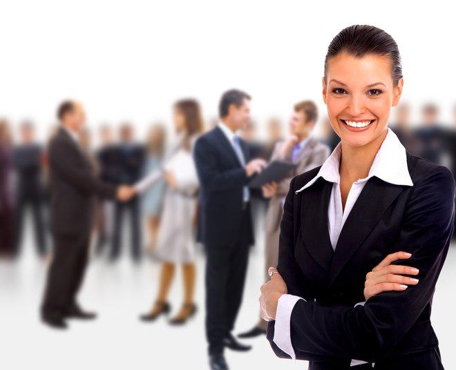 Female Business leader. FOTO: Shutterstock