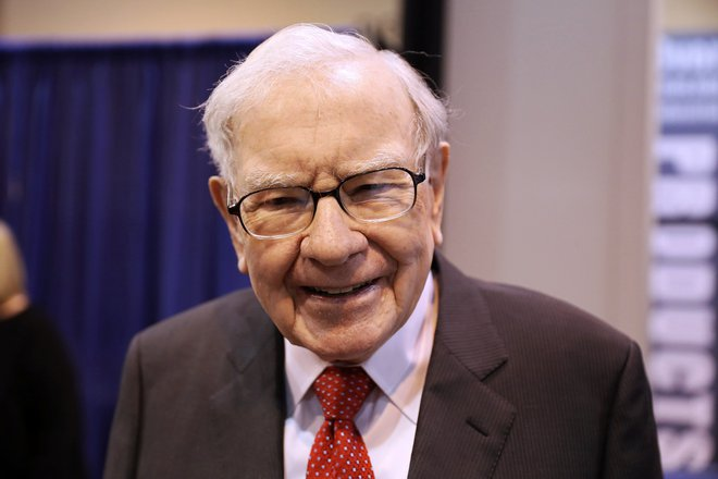Warren Buffett. FOTO: REUTERS/Scott Morgan
